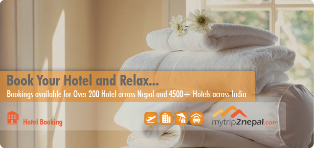 Book Hotels in Nepal