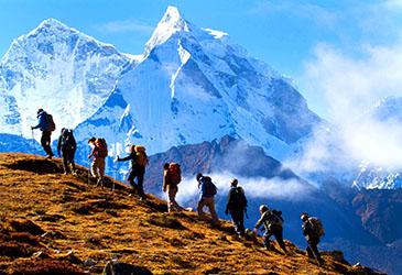 Nepal adventure tours