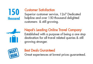 why MyTrip2Nepal?