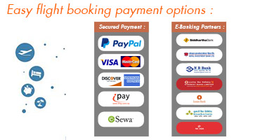 easy flight booking payment